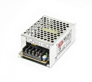 Modulový priemyselný zdroj MW MS-15-3 3V 5A 15W