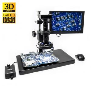 3D SMART mikroskop ALL-IN-ONE 1080p s meraním a bezdrôtovou myšou