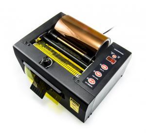 Automatický dávkovač a rezač lepiacich pások SVD-150 do šírky 150mm