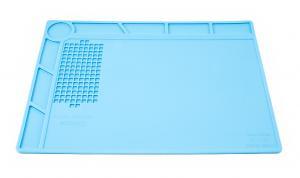 Silikónová podložka pre servis mobilných telefónov a tabletov 35x25cm
