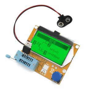 Automatický tester RLC, ESR a polovodičových súčiastok DIY