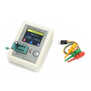 Automatický tester RLC, ESR a polovodičov verzia BOX