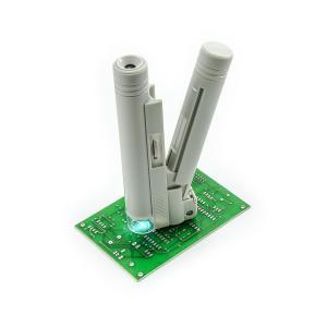 Vreckový LED mikroskop so 150x fixným zoomom a meradlom