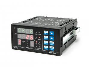 Programovateľný teplotný regulátor PC410 do 1820°C RS232
