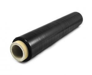 Fixačná stretch fólia 500mm 150m čierna 23my