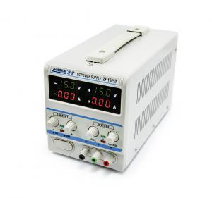 Symetrický laboratórny zdroj ZF-1505D 15V 5A