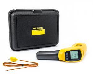 Bezkontaktný IR teplomer FLUKE 566-2 -35 až 750 ° C s termočlánkovou K sondou