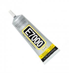 Vodeodolné lepidlo Zhanlida E7000 viacúčelové číre 110ml