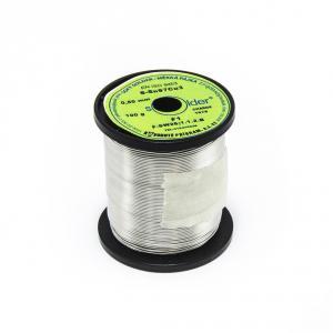 Bezolovnatý cín Solder S-Sn97Cu3 F1 0.5mm 100g