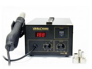 Horúcovzdušná spájkovacia stanica s dúchadlom typ 850BD