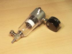 Kompresor SPARMAX TC-500 manometer s odlučovačom