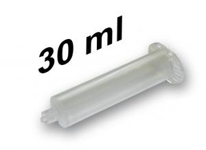 Kartuša transparentná 30ml