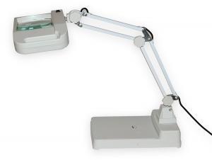 Lampa s veľkoplošnou lupou T86-I zväčšenie 8D