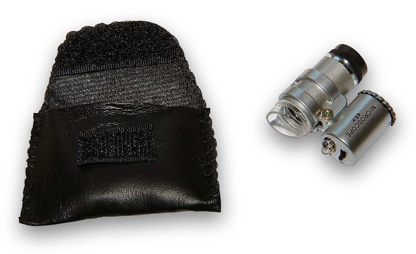 3c6b64570 Vreckové kontaktné miniatúrne mikroskopy so zväčšením 45x