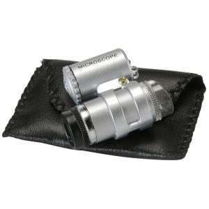 Vreckové kontaktné miniatúrne mikroskopy so zväčšením 60x