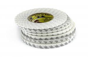 Obojstranná lepiaca páska transparentná šírka 10mm