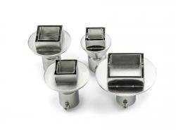Horúcovzdušné trysky pre BQFP obvody set 4ks