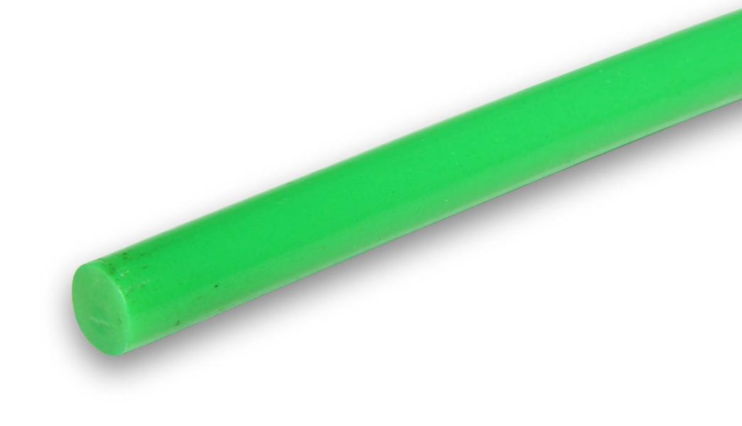 Tyčinka do tavnej pištole zelená priemer 11mm 1ks