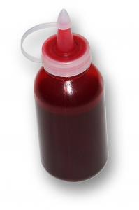 Blomby na skrutky - tekutý signalizačný vosk červený 50ml