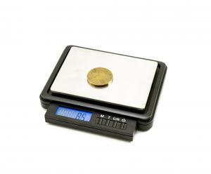 Digitálna listová váha s odchylkou 0,025g