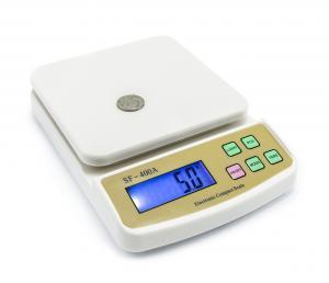 Digitálna listová a balíková váha s váživosťou do 5kg typ SF-400A
