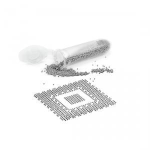 Cínové guličky Pro BGA (malé balenie) 1000 guličiek 0,35mm