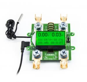 DC tester - voltmeter, ampérmeter, wattmeter, 300V 100A