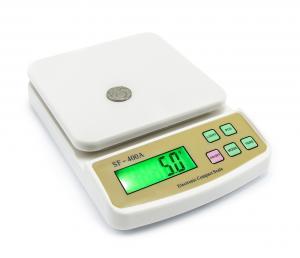 Digitálna váha 2kg / 0.1g typ SF-400A