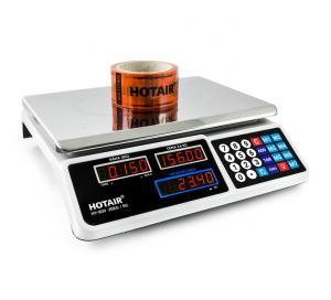 Kontrolná váha s výpočtom ceny HY-809 CZ 5g / 30kg