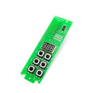 Displej s tlačidlami pre M1000 - náhradný diel 601