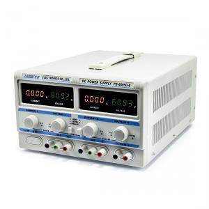 Presný dvojitý laboratórny zdroj PS-6005D-II 2x60V / 5A, 120V / 5A, 60V / 10A