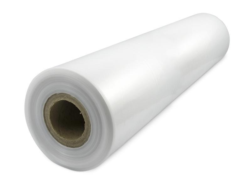 PE fólia hadica (tunel) sila 45micron, šírka 1000mm, dĺžka 50m