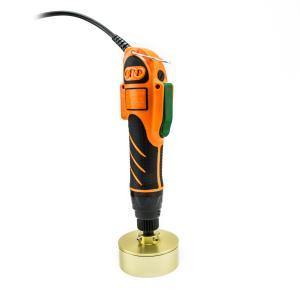 Elektrický zatvárač (uťahovák) skrutkovacích viečok a uzáverov 90W 3Nm + adapter 50-70mm