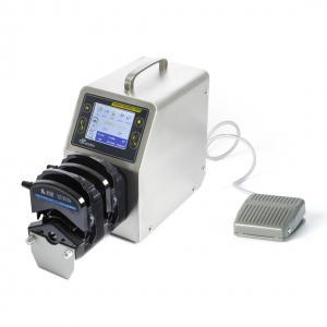 Dvojitý peristaltický dávkovač BT100LC 2x 0.007 – 380ml/min