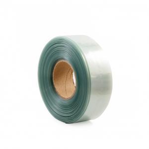 Teplom zmrštiteľná PVC fólia - priehľadná 35mm