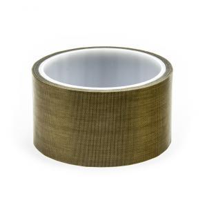 Tepelne odolná teflonovaná PTFE páska pre zváračky fólií, šírka 55 mm
