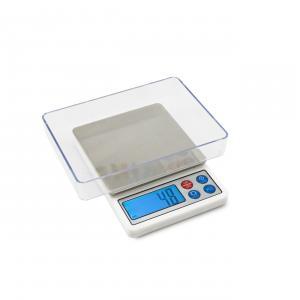 Presná digitálna váha 2kg / 0,1 g