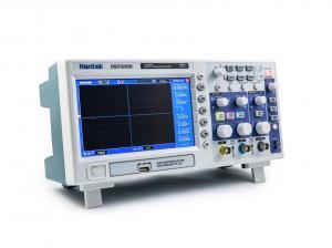 Stolný dvojkanálový osciloskop Hantek DSO5202B 1GS / s 200MHz, USB