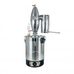Domáci destilátor (pálenica) 20L s elektrickým ohrevom