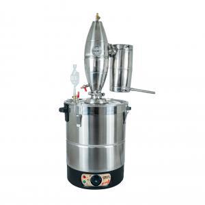 Výrobek: Domáci destilátor (pálenica) 30L s elektrickým ohrevom