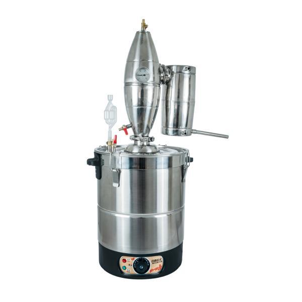 Domáci destilátor (pálenica) 30L s elektrickým ohrevom
