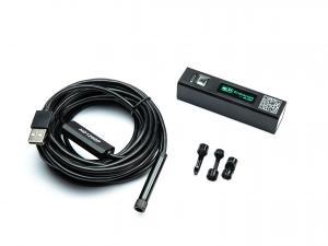 Výrobek: Endoskopická kamera s WIFI pre iOS a Android, krytie IP66 mäkký kábel 5m