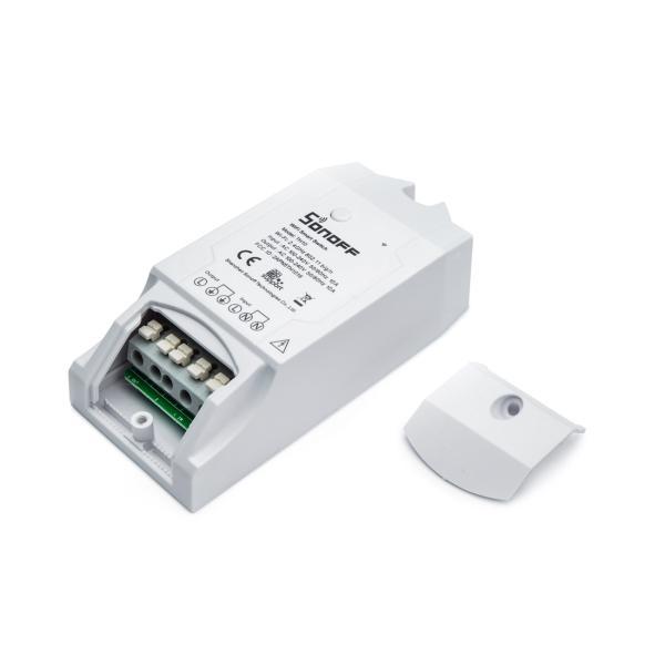 Sonoff TH10 Smart WIFI programovateľný modul pre monitoring teploty a vlhkosti 10A / 230V