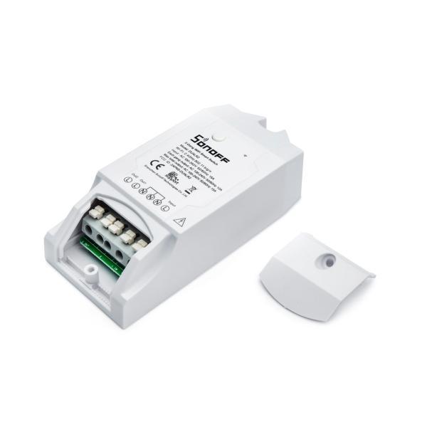 Sonoff Dual Channel DIY WIFI dvojkanálový programovateľný modul 15A / 230V