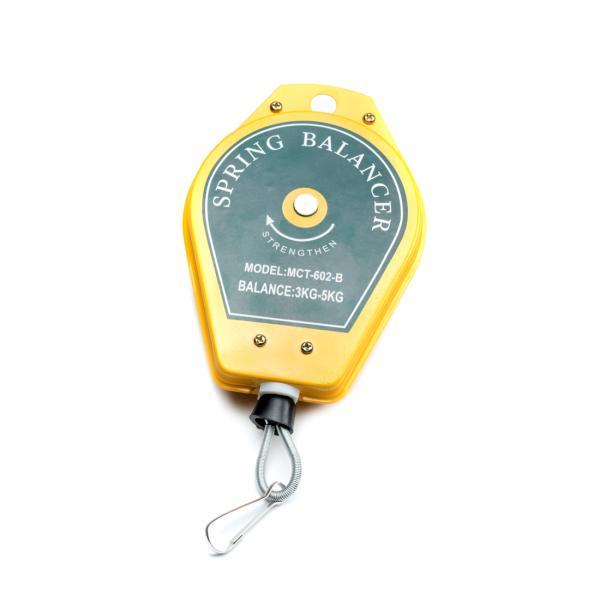 Pružinový balancer - vyvažovač 3,0 - 5,0 kg MCT-602B