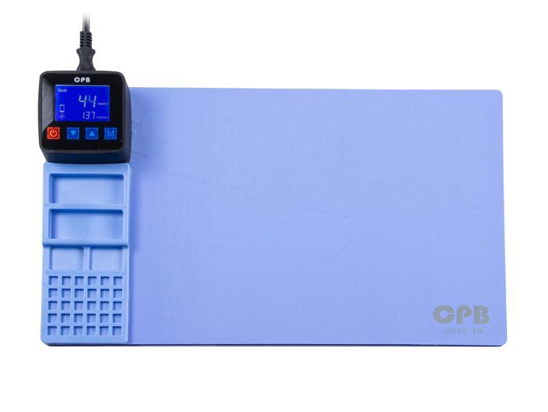 Servisná podložka s ohrevom pre rozlepovanie displejov CP-320