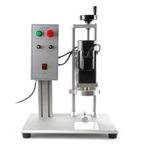 Výrobek: Automatická viečkovačka pre zaváracie poháre a fľaše s uzáverom