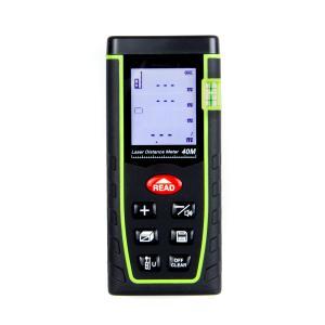 Výrobek: Laserový digitálny meter - diaľkomer typ H-D40 40m