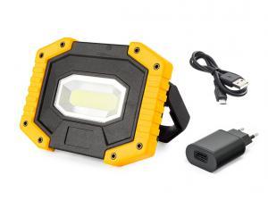 Prenosný LED reflektor 5W s PowerBankou