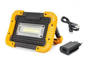 Výrobek: Prenosný pracovný LED reflektor 750l 10W s PowerBankou